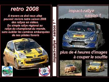 dvd retro 2008 Affiche-termine